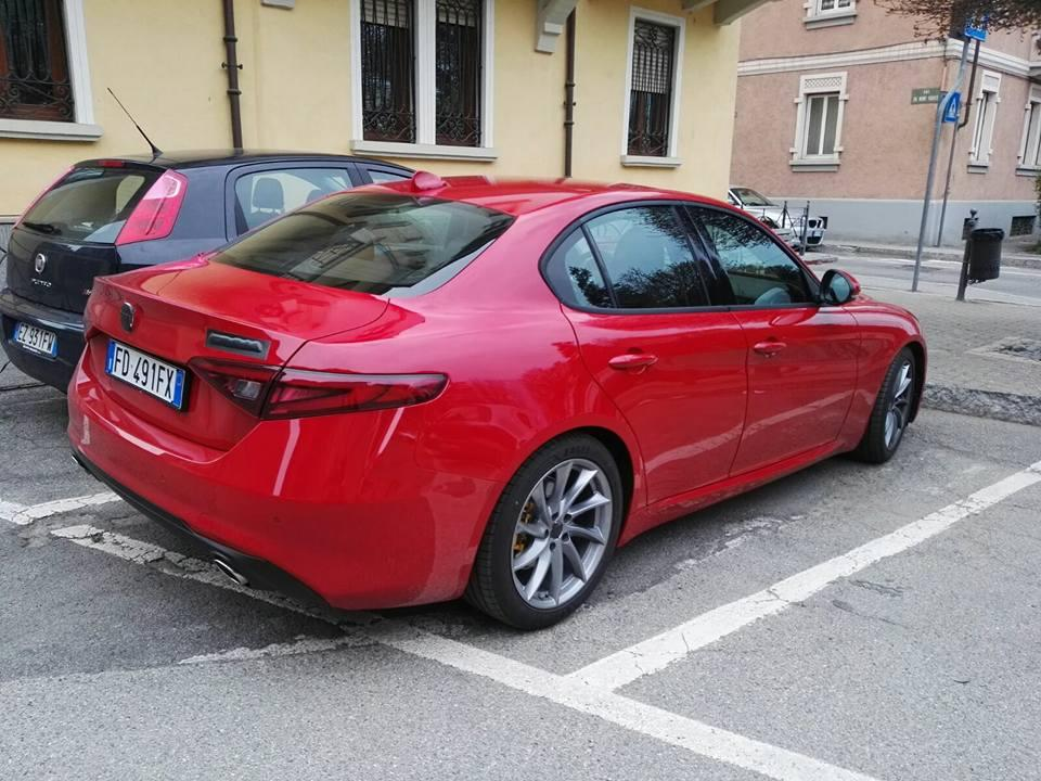 alfa romeo giulia pagina 47 live2drive. Black Bedroom Furniture Sets. Home Design Ideas