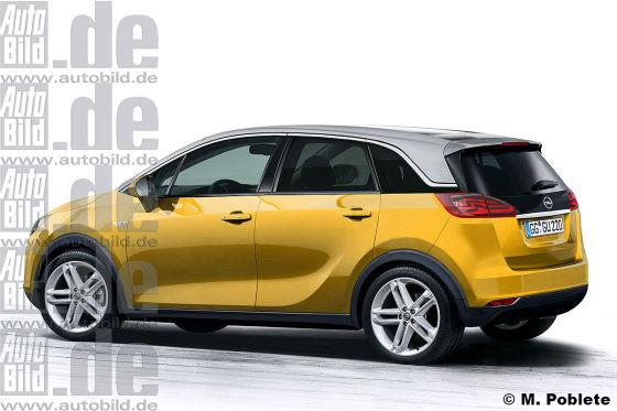 n u opel meriva iii bmwpassion forum e blog. Black Bedroom Furniture Sets. Home Design Ideas