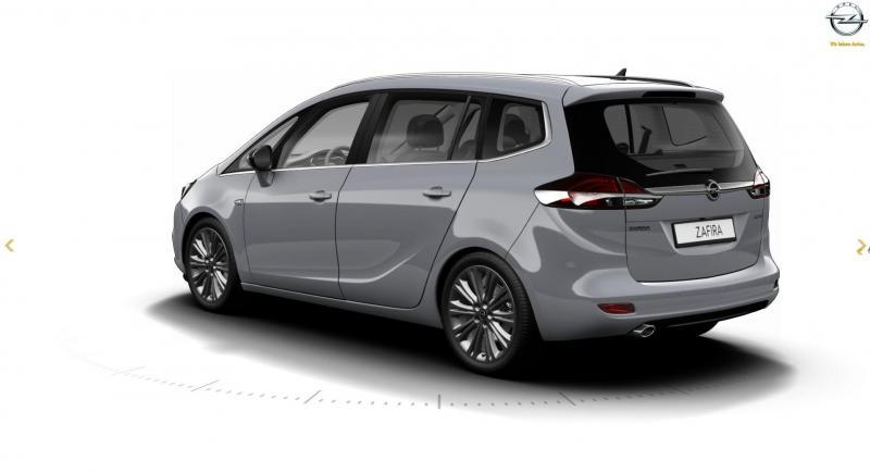ufficiale opel zafira tourer facelift 2016 forum bmw per scambiare pareri opinioni risolvere. Black Bedroom Furniture Sets. Home Design Ideas