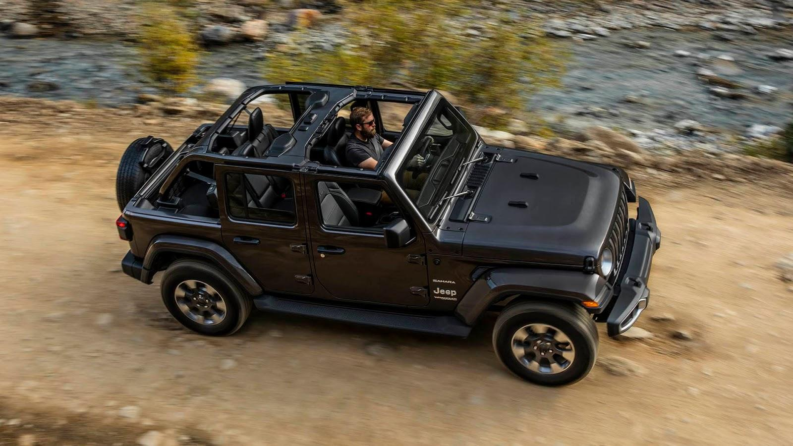 jeep wrangler 2018 novit auto e nuovi modelli autopareri. Black Bedroom Furniture Sets. Home Design Ideas