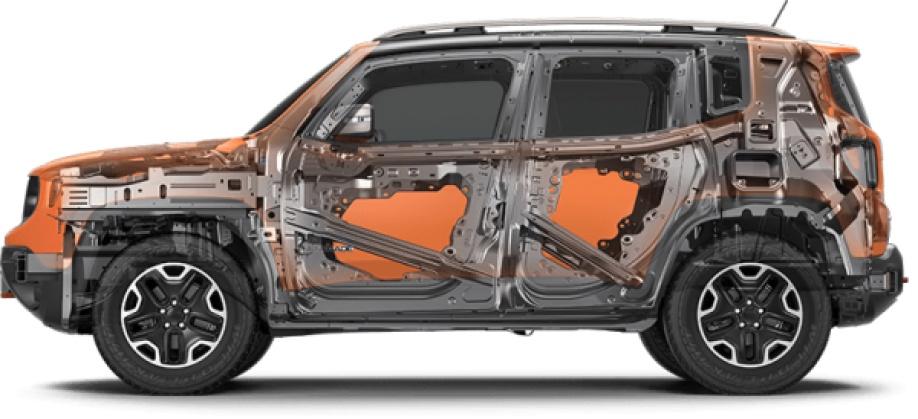 Jeep Renegade Black Ops Edition >> Jeep Renegade 2014 - Jeep - Autopareri