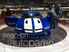 Chevrolet al salone di Ginevra 2016