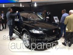 Jaguar al salone di Ginevra 2016