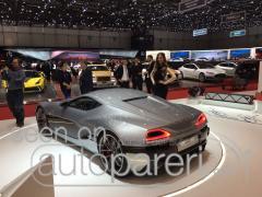 Rimac Automobili al salone di Ginevra 2016