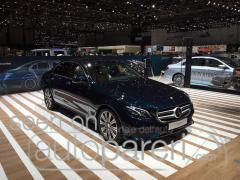 Mercedes-Benz al salone di Ginevra 2016