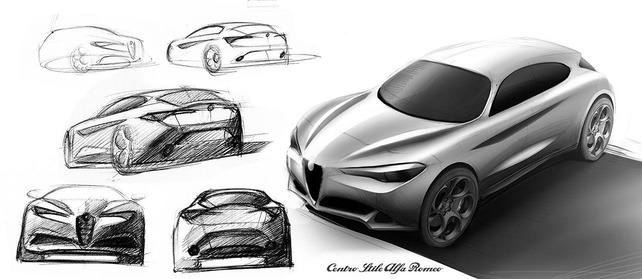 Alfa Romeo Stelvio 2017 949 Design Story Alfa Romeo Autopareri