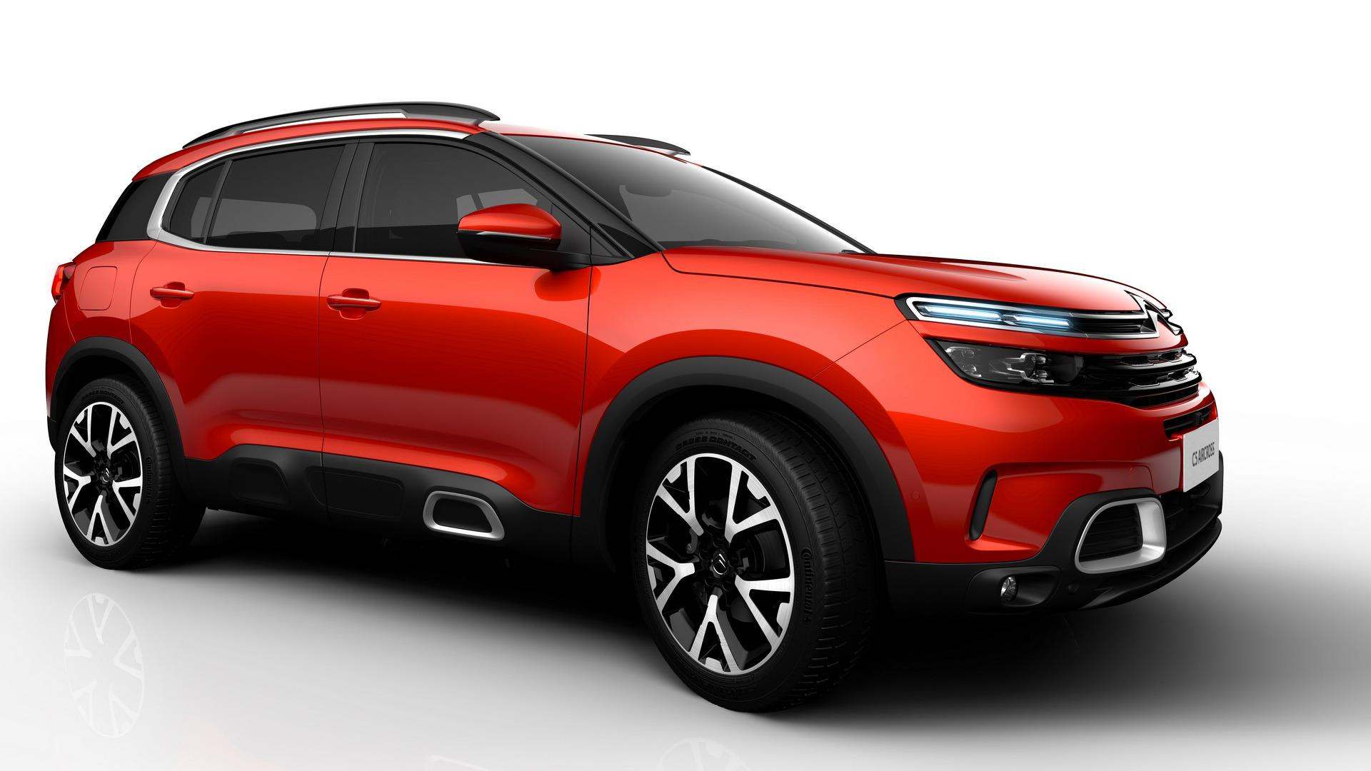 citroen c5 aircross 2017 citro n autopareri. Black Bedroom Furniture Sets. Home Design Ideas