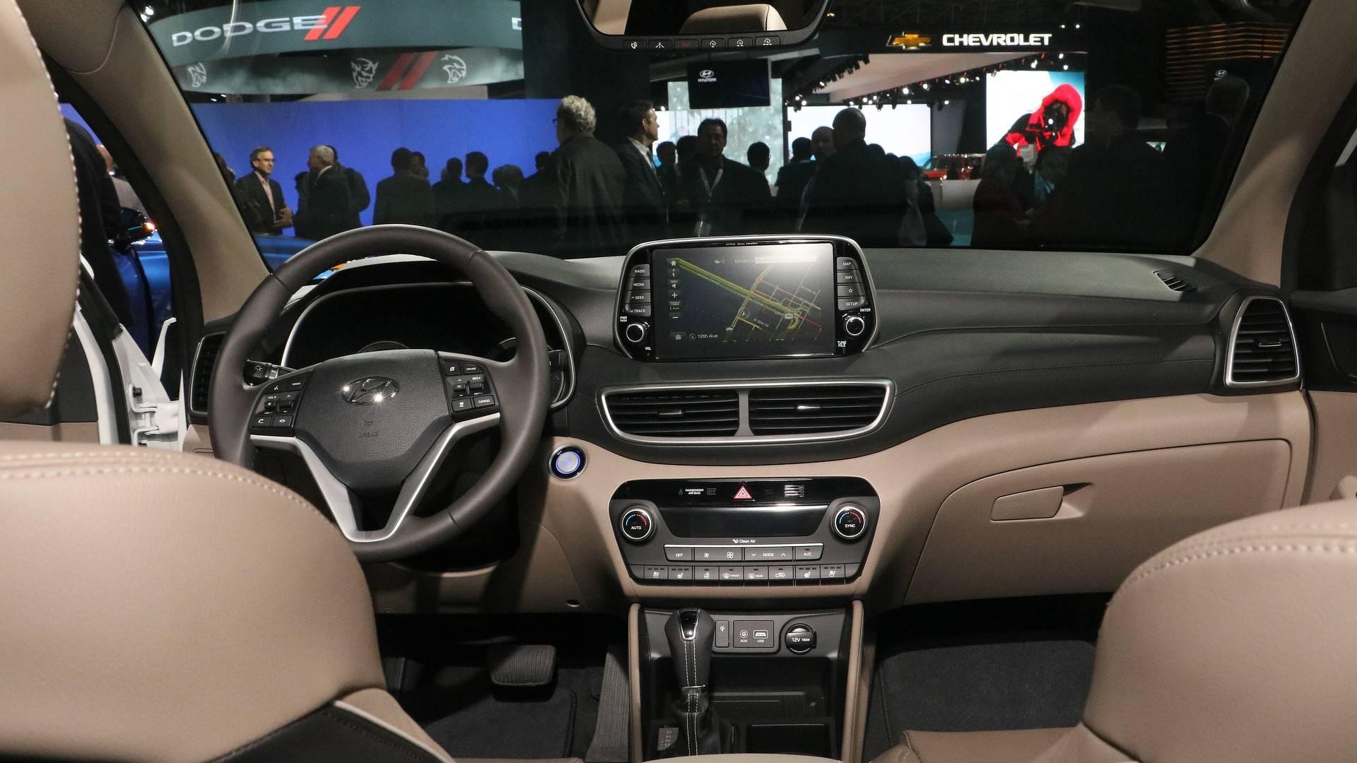 Hyundai Tucson Facelift 2018 Pagina 2 Hyundai Autopareri