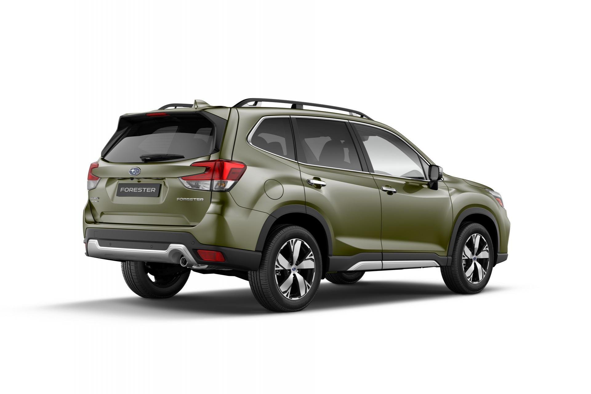 Subaru Forester 2018 Nuovi Modelli e Novit Auto Autopareri