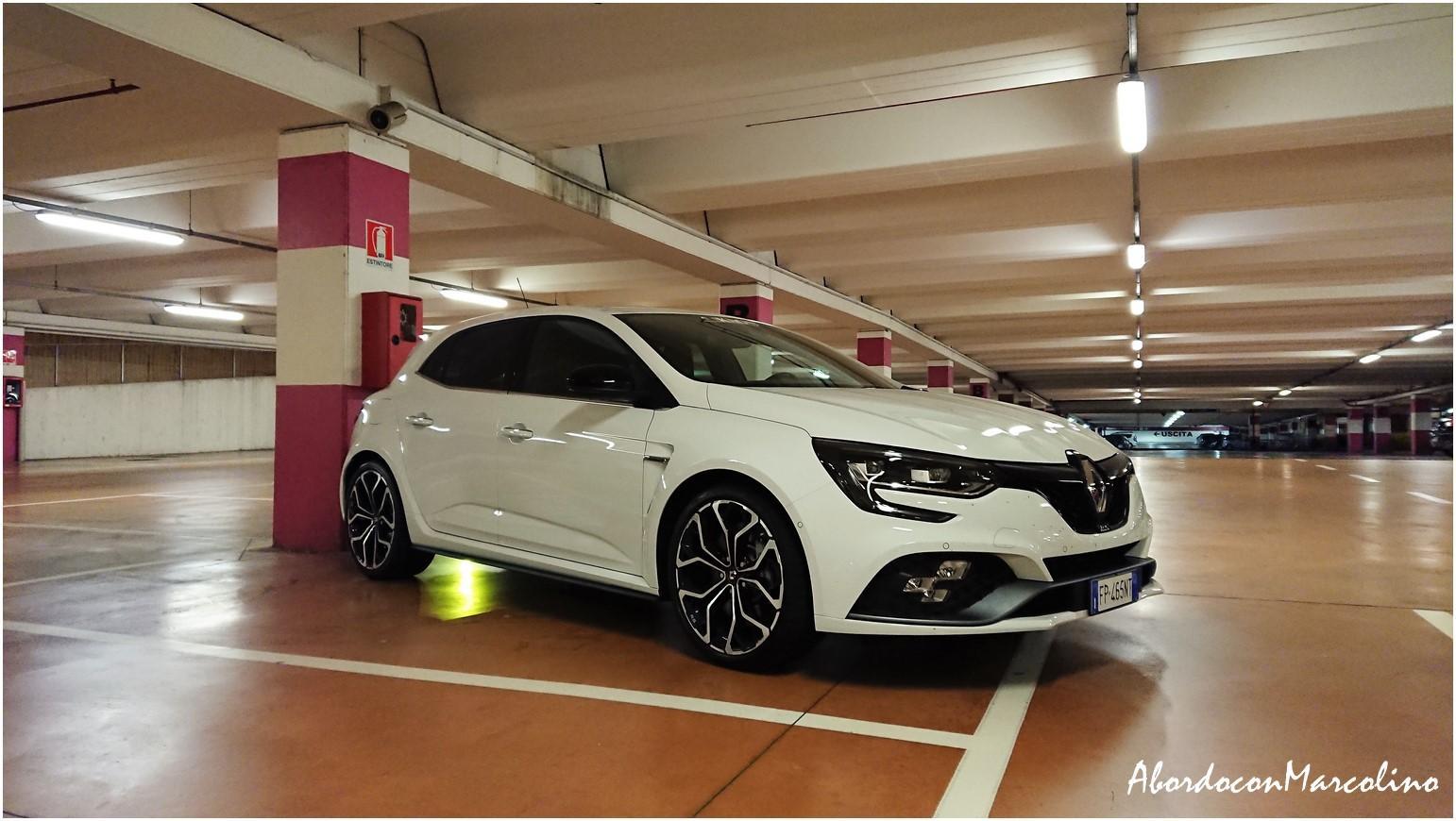 new megane rs 280 cv edc 2018 - le nostre prove di automobili