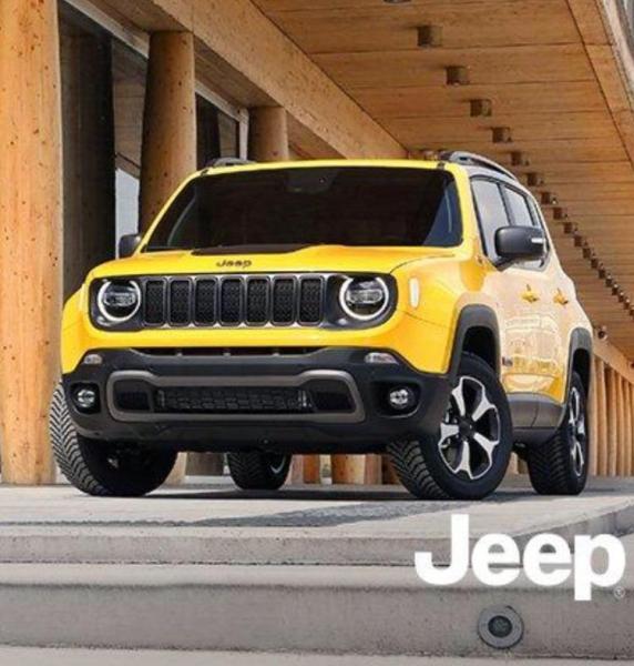 AF: MY 2019 Jeep Renegade