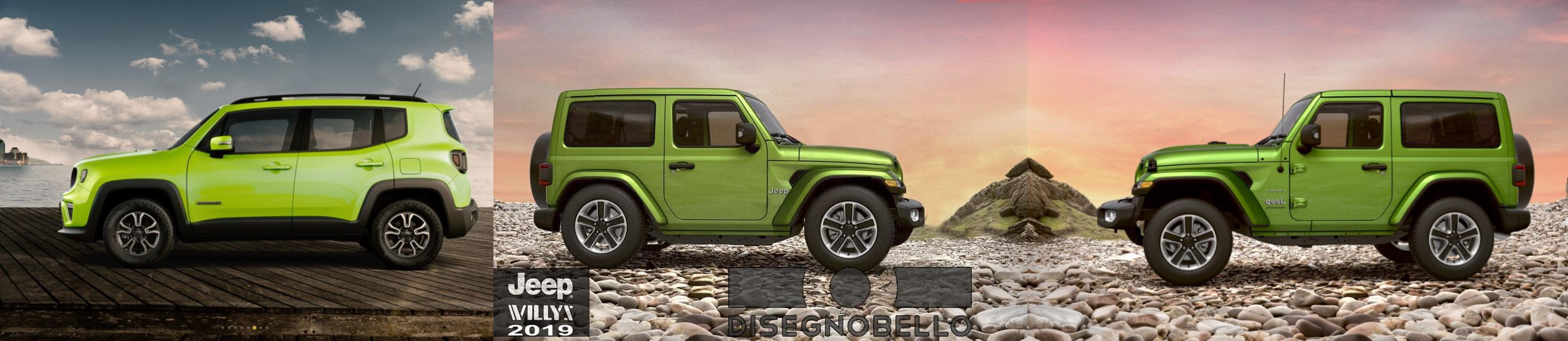 Jeep Willys 2019 Fotoritocchi Auto E Proposte Di Design Autopareri
